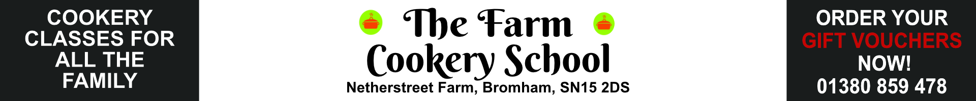 The Farm Cookery School Dec2019