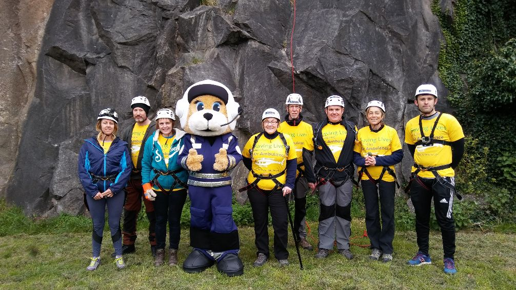 Abseil Group 2