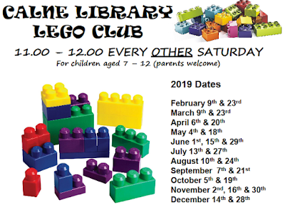 lego calne events