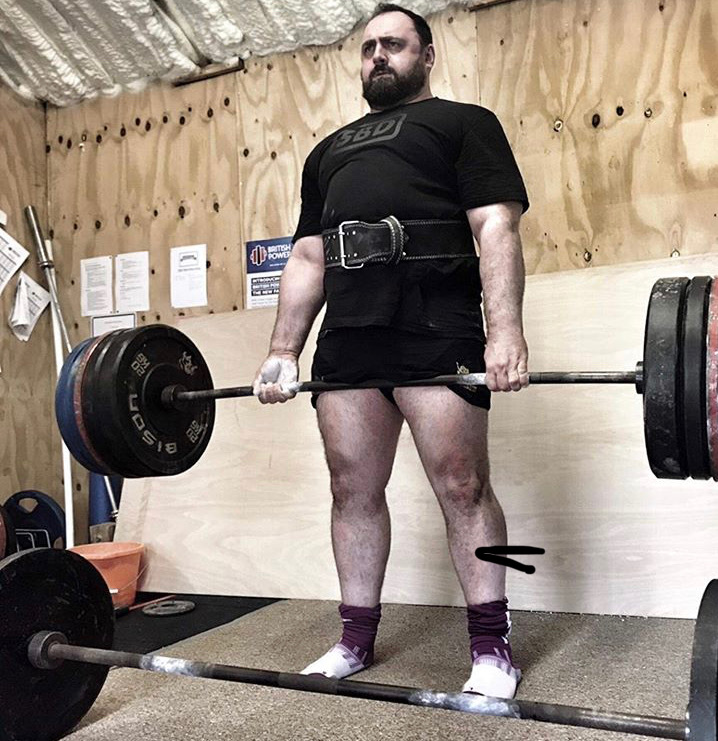 townend powerlifting calne news